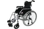 Silla de aluminio x16 ruedas 600
